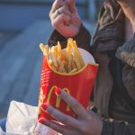 マクドナルド(McDonald's)での食事について