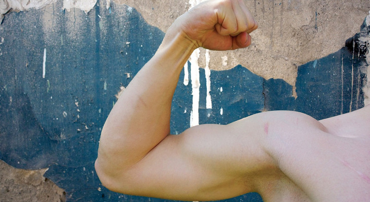 上腕二頭筋(バイセプス)のトレーニング