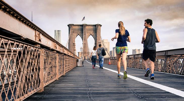 走る姿勢や必要な筋肉について