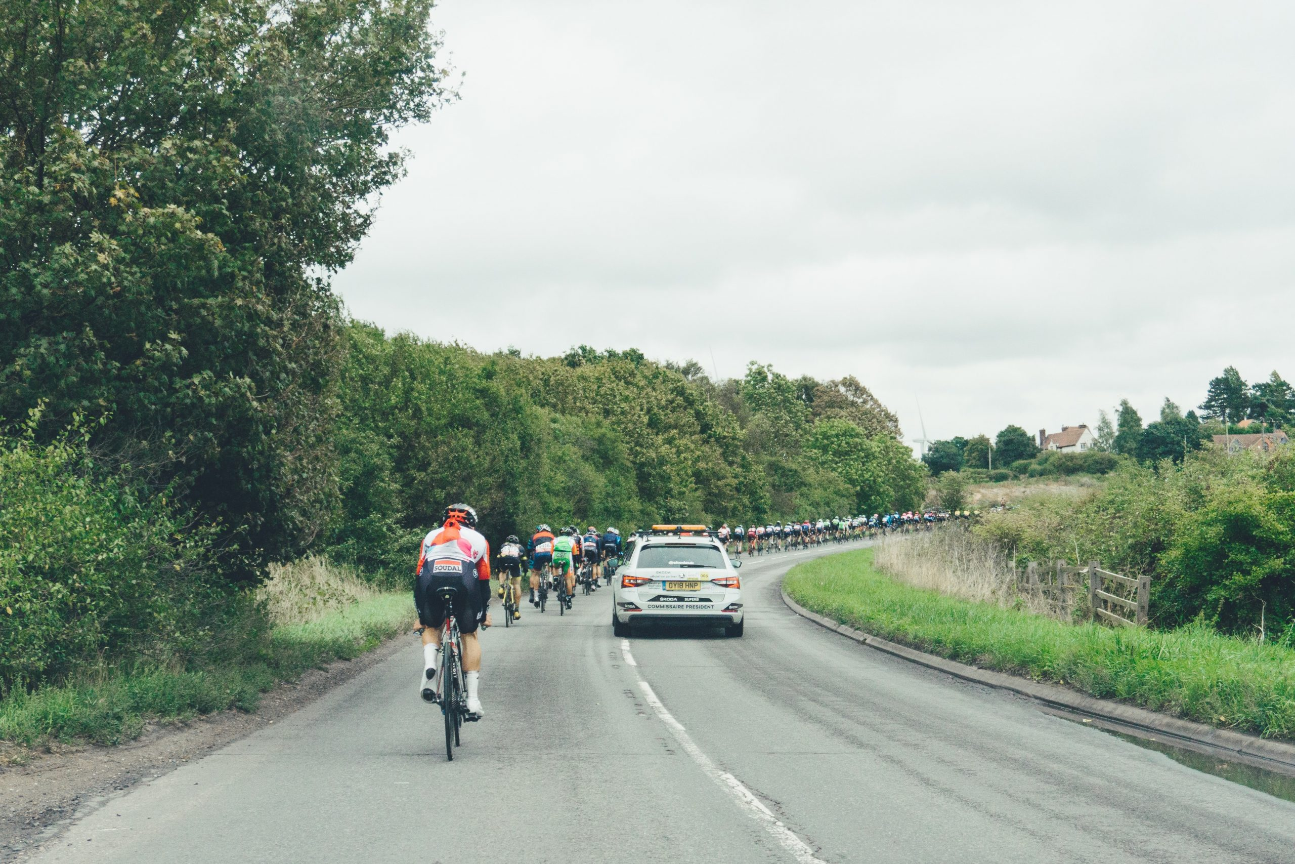 ロードバイクのスピードアップ