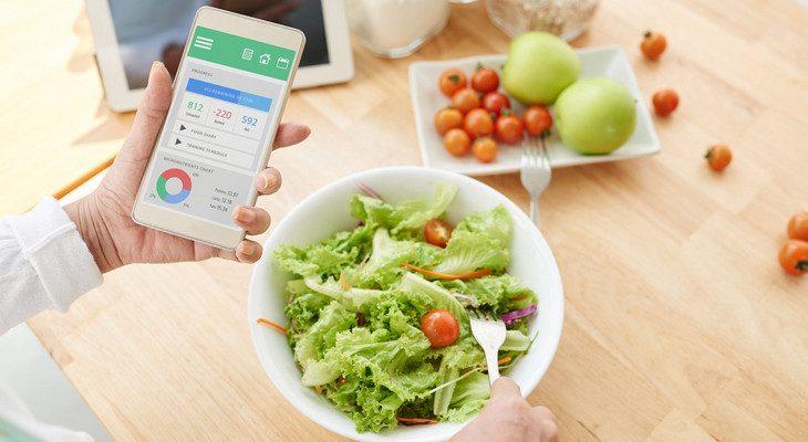 ダイエットのカロリー計算