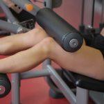 シーテッドレッグカール(Seated Leg Curl)のフォーム