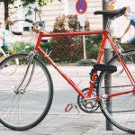 ロードバイクによるトレーニング効果