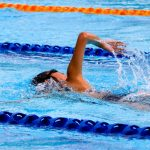 スイミングの泳力に必要な筋肉