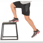 ステップアップ(Step Ups)によるトレーニング