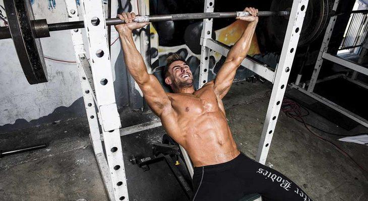 胸の筋肉を鍛えるトレーニング・メニュー