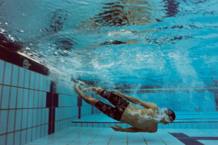 水泳ターン